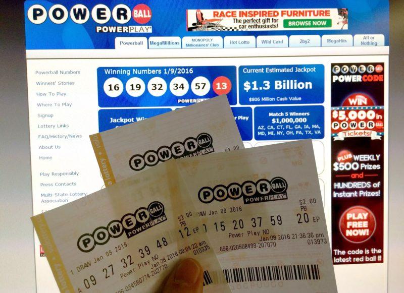 Lotto In Usa